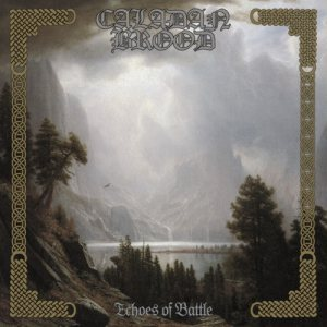 Caladan Brood - Echoes of Battle cover art