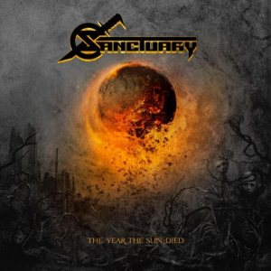 Sanctuary - The Year the Sun Died cover art