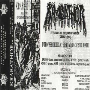 Krabathor - Feelings of Dethronisation cover art