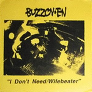 Buzzov•en - God and Texas / Buzzov•en cover art
