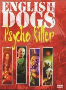 English Dogs - Psycho Killer cover art