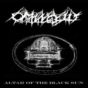 Ominosity - Altar of the Black Sun cover art