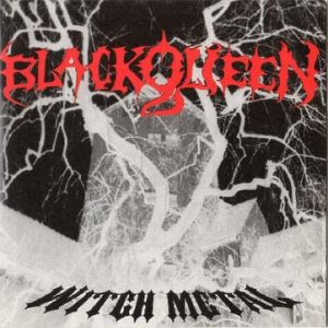 Black Queen - Witch Metal cover art