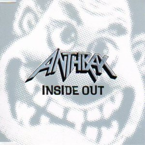 Anthrax - Inside Out cover art
