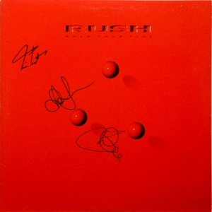 Rush - Hold Your Fire cover art