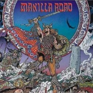 Manilla Road - Mark of the Beast cover art