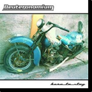 Deuteronomium - Here to Stay cover art