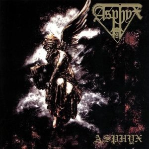 Asphyx - Asphyx cover art