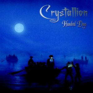 Crystallion - Hundred Days cover art