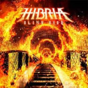 Hibria - Blind Ride cover art