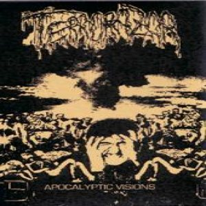 Terrorazor - Apocalyptic Visions cover art
