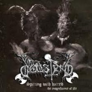 Dodsferd - Spitting With Hatred, the Insignificance of Life cover art