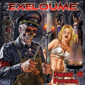 Exeloume - Fairytale of Perversion cover art