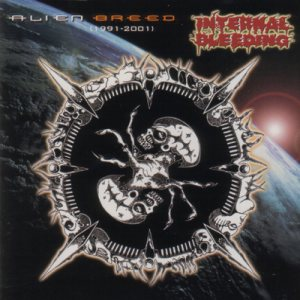Internal Bleeding - Alien Breed (1991-2001) cover art