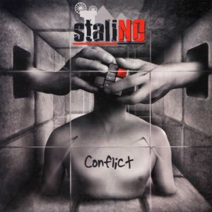 Stalino - Conflict cover art