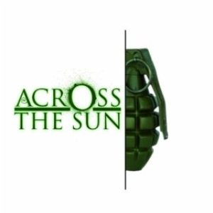 Across The Sun - This war cover art