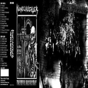 Nunslaughter - The Devil Has His Day cover art