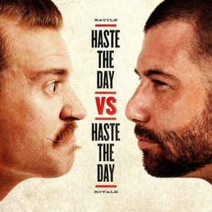 Haste The Day - Haste the Day Vs. Haste the Day cover art