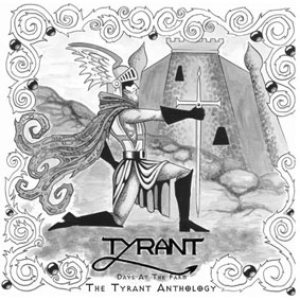 Tyrant - Days at the Farm - the Tyrant Anthology cover art