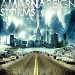 Amarna Reign - Storms cover art