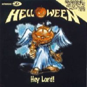 Helloween - Hey Lord cover art