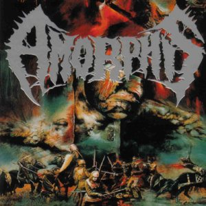 Amorphis - The Karelian Isthmus cover art
