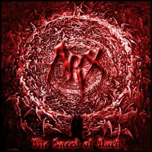 Arx - The Speed of Dark cover art