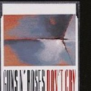 Guns N' Roses - Don't Cry cover art