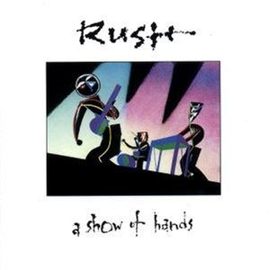 Rush - A Show of Hands cover art