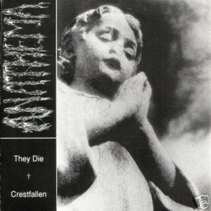 Anathema - They Die cover art