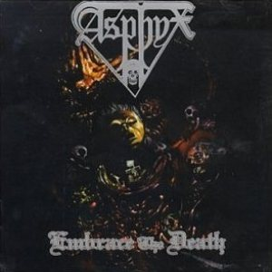 Asphyx - Embrace the Death cover art