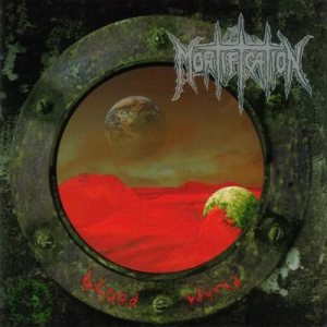 Mortification - Blood World cover art