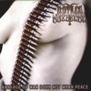 Impaled Nazarene - Absence of War Does Not Mean Peace cover art