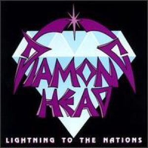 Diamond Head - Lightning to the Nations cover art
