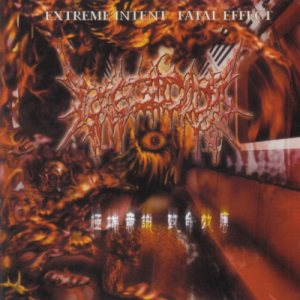 Regicide - Extreme Intent Fatal Effect cover art