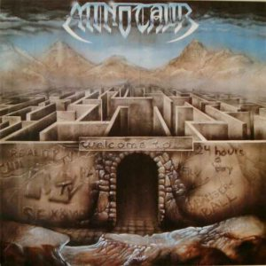 Minotaur - Welcome To... cover art