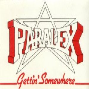 Paralex - Gettin' Somewhere cover art