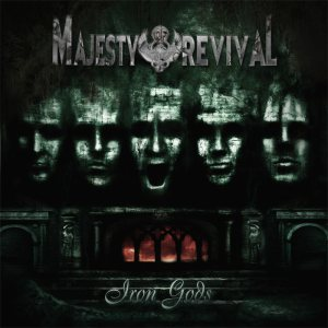 Majesty of Revival - Iron Gods cover art