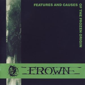 Frown - Features and Causes of the Frozen Origin cover art