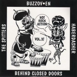 Buzzov•en - Hot Rock Action Vol.3! cover art