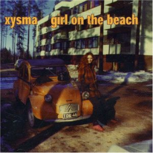 Xysma - Girl on the Beach cover art