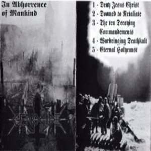 Genocide - In Abhorrence of Mankind cover art