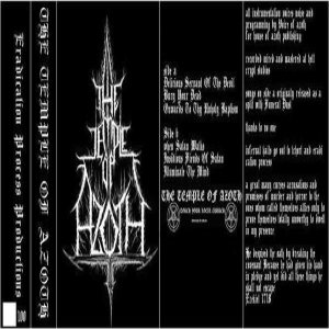 The Temple of Azoth - The Temple of Azoth cover art