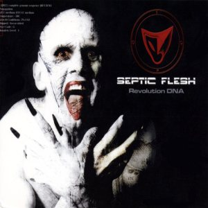 Septic Flesh - Revolution DNA cover art