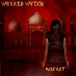 Wykked Wytch - Nefret cover art