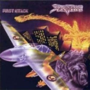 Spitfire - First Attack cover art