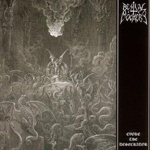 Bestial Mockery - Evoke the Desecrator cover art