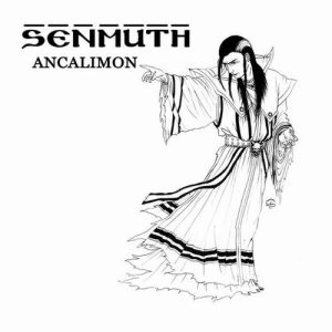 Senmuth - Ancalimon cover art