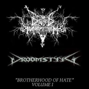 Droomstyyg - Brotherhood of Hate, Volume 1 cover art
