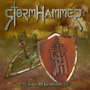 Stormhammer - Signs of Revolution cover art